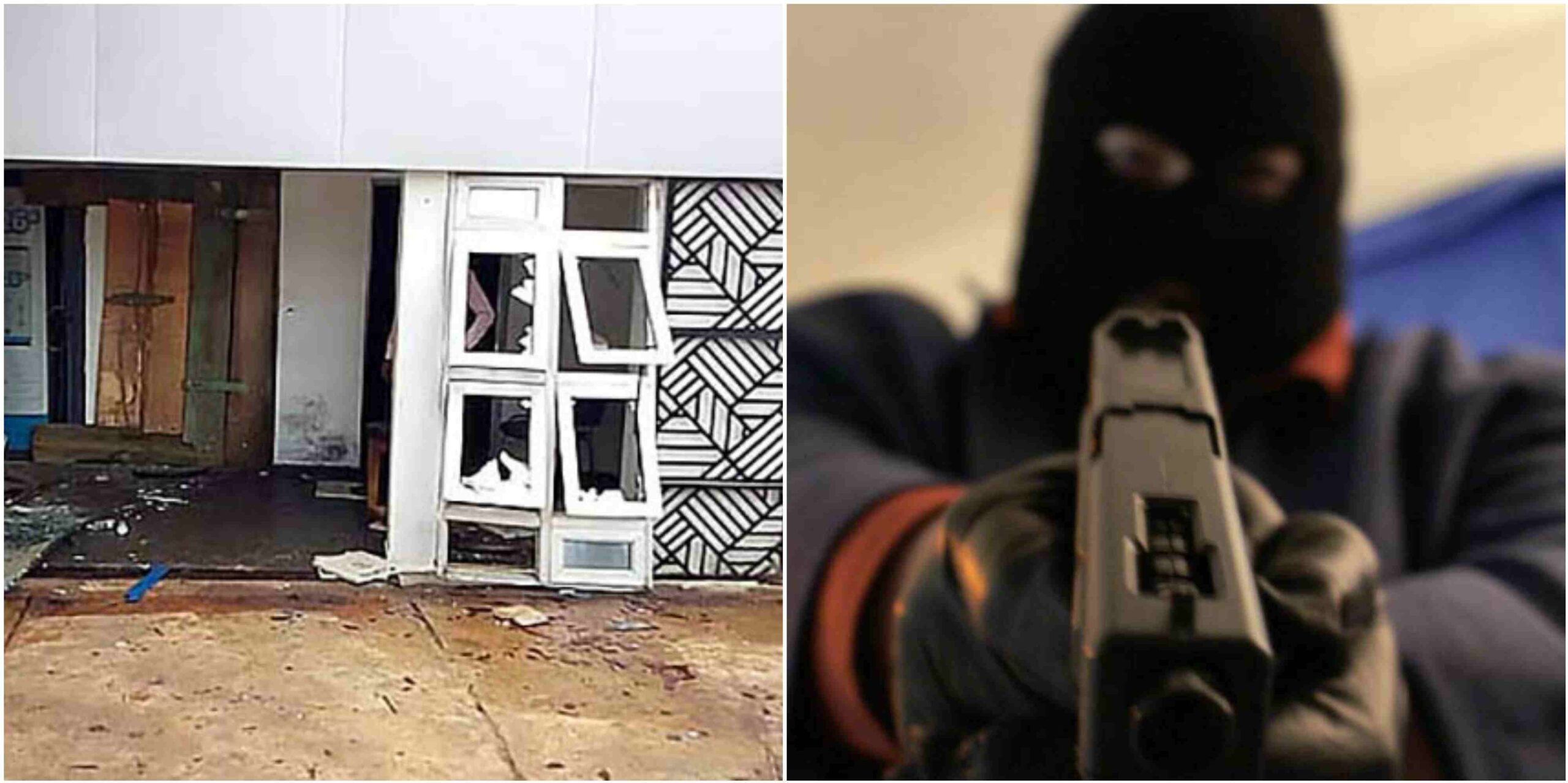 One Person Feared Dead As Armed Robbers Attack Two Banks In Osun