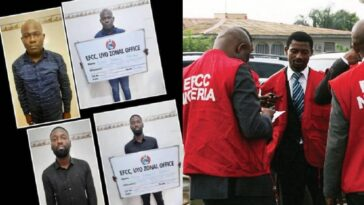 Two bankers Jailed For Stealing Money From A Dead Customer In Akwa Ibom
