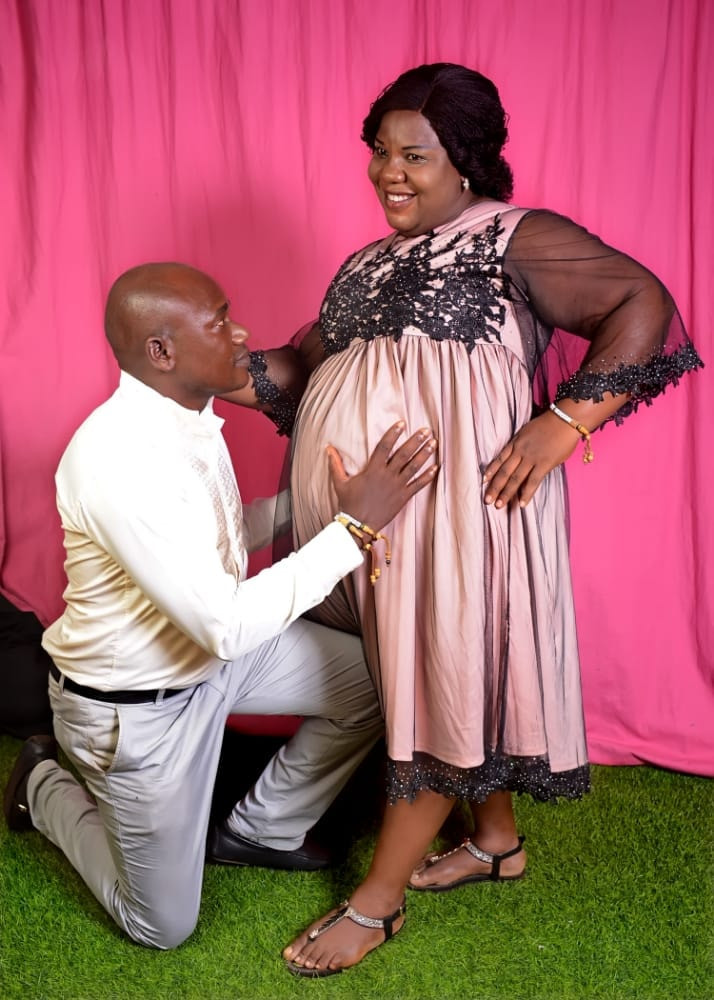 Nigerian Couple Welcomes First Child After 15 Years Of Marriage [Photos/Video] 1