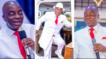 Bishop David Oyedepo Finally Reveals Why He Wears Only White Suits In Public