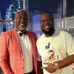 Dino Melaye Sends Message To Those Sharing His Picture With Hushpuppi