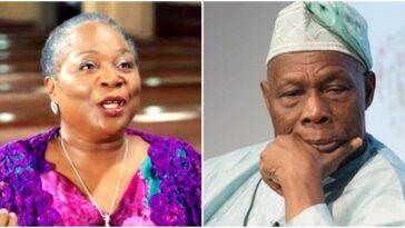 Onyeka Onwenu Speaks On Sleeping With Obasanjo, Marrying Him Having Secretly