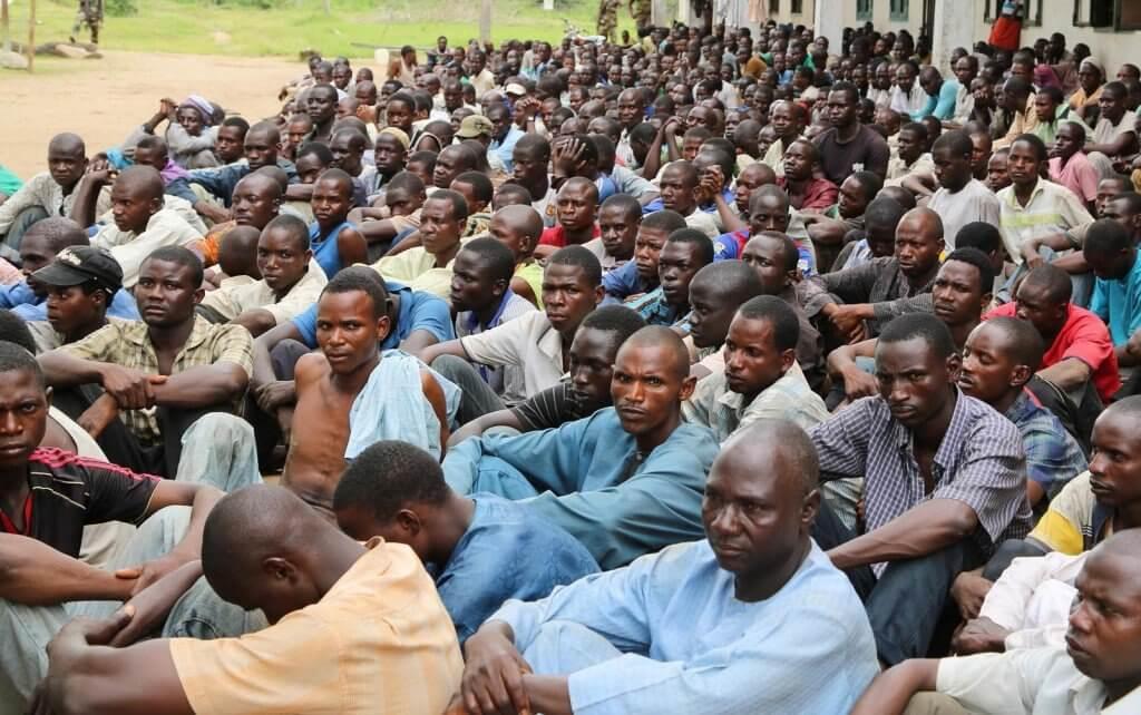 605 Boko Haram Members Surrender As Hunger, Disease Hit Terrorist Camps