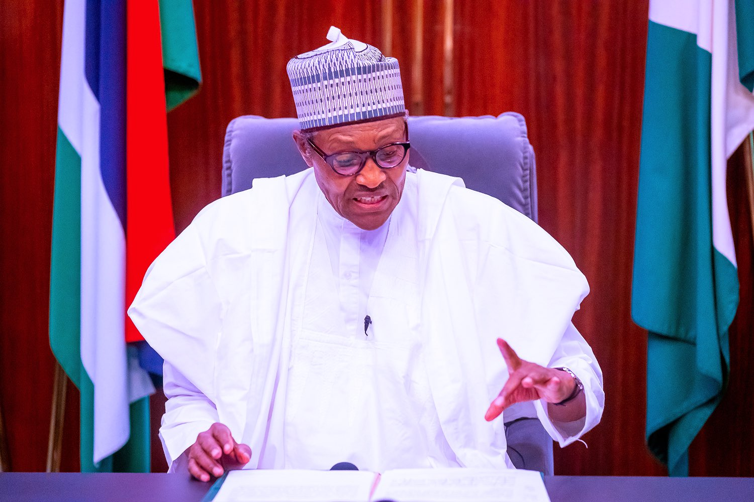 President Buhari Approves Site For New State House Clinic At Presidential Villa