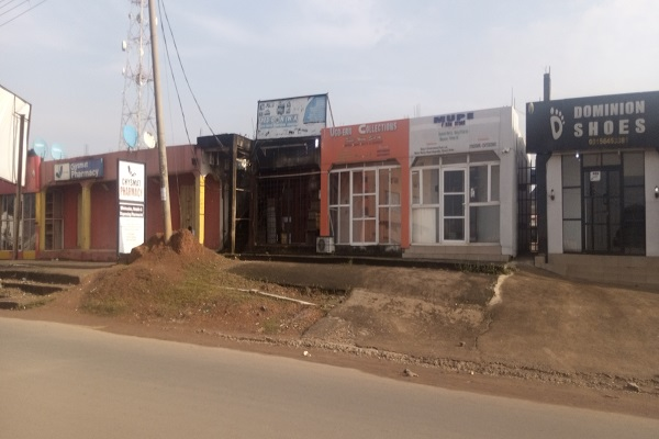 Businesses Shutdown In Ebonyi As Residents Obey IPOB Sit-At-Home Order [Photos] 3
