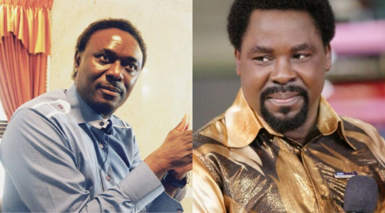 TB Joshua Was A False Prophet Who Claimed To Be Another Jesus - Chris Okotie