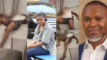 Chidinma Remanded In Prison Over Alleged Murder Of Super TV CEO, Usifo Ataga