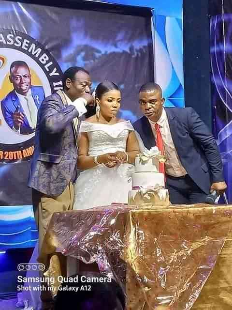 Nigerian Man Cries Out After Pastor Married His Wife On Instruction Of 'Holy Spirit' 8