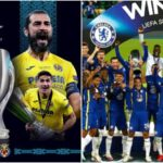 Chelsea Wins UEFA Super Cup After Beating Villarreal On Penalties [Watch Highlights]