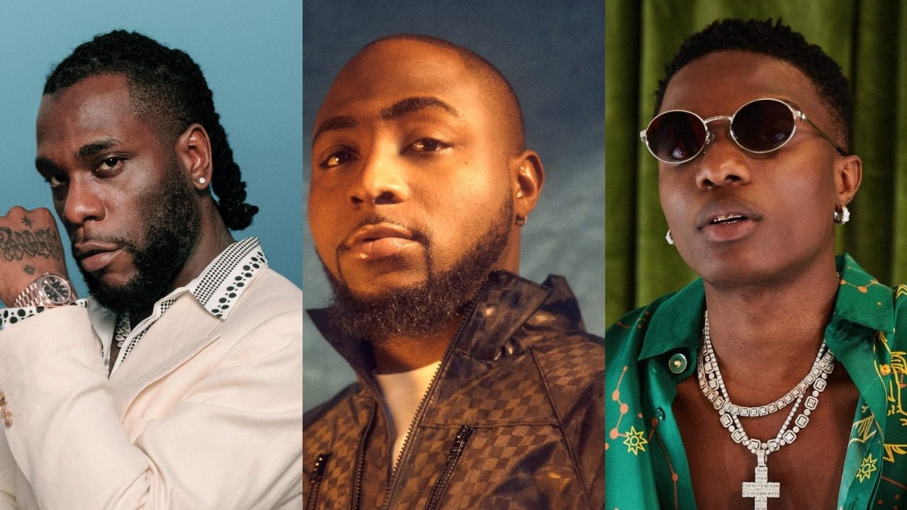 Davido Tops Wizkid, Burna Boy, Other Nigerian Celebrities On Instagram Rich List