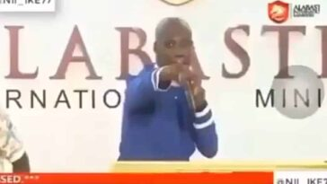 """""""May Your Vagina Perish With You In Hell"""" - Pastor Curses Young Ladies [Video]"""