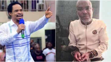 Prophet Odumeje Reveals When IPOB Leader, Nnamdi Kanu Will Be Released