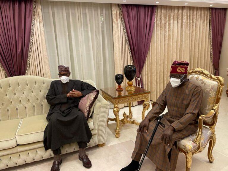 President Buhari Visits Tinubu In London After Undergoing Second Surgery [Photos] 1