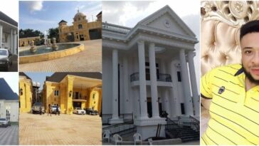 Actor Sam Nnabuike Tells Igbos To Stop Building Luxurious Mansions In Their Villages
