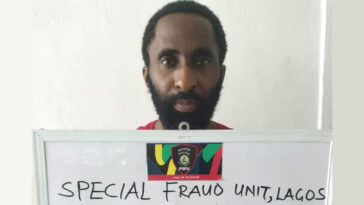 Nigerian Man Arrested For Hacking Into Bank's System, Stealing N1.87 Billion