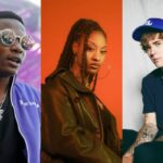 Wizkid Reacts As Justin Bieber Thanks Him For 'Essence' Remix Featuring Tems