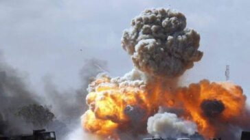 Five Children Dies In Borno Explosion While Playing With Disused Grenade