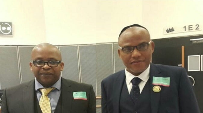 IPOB Ex-Deputy Leader, Uche Mefor Reveals Abomination Committed By Nnamdi Kanu