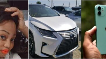 How Nigerian Lady Slept With 300 Men In 5 Months To Acquire Lexus SUV And iPhone