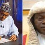 President Buhari Appoints Justice Husseini Baba-Yusuf As Acting FCT Chief Judge