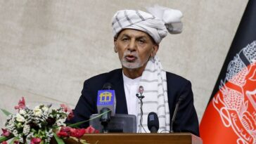Fleeing Afghanistan President, Ashraf Ghani Reveals Why He Abandoned The Country For Deadly Taliban