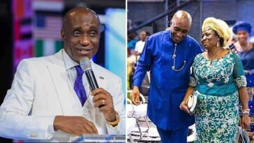 Stop Complaining About Your Wife's Inability To Cook, Blame Poverty - Pastor Ibiyeomie