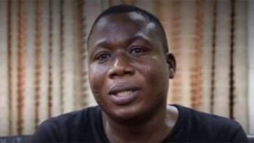 Sunday Igboho Was Chained To Stop Him From Turning Into Cat, Disappearing – Lawyer