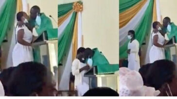 Anglican Priest Apologizes For Kissing Three Female Students During Church Service