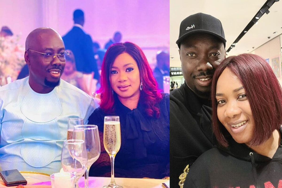 Obi Cubana Gifts His Wife 2021 Mercedes Benz Worth Over N100 Million [Video]