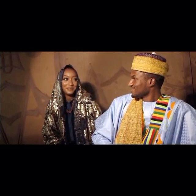Buhari's Son, Yusuf Release His Pre-Wedding Photos With Princess Zahra Bayero 1