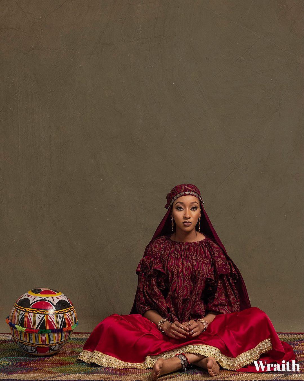 Buhari's Son, Yusuf Release His Pre-Wedding Photos With Princess Zahra Bayero 3