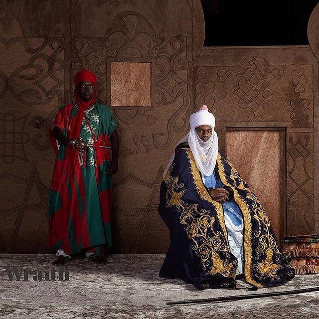 Buhari's Son, Yusuf Release His Pre-Wedding Photos With Princess Zahra Bayero 4