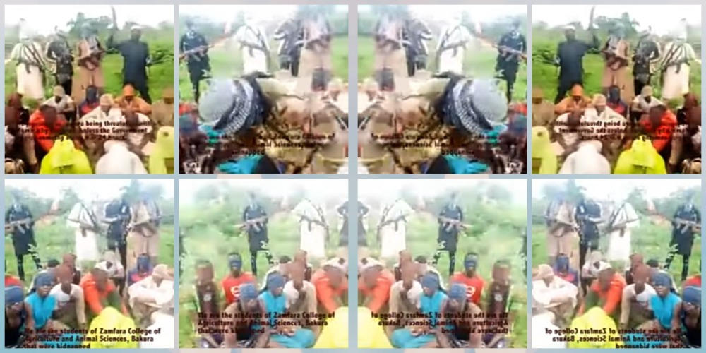 Bandits Vows To Kill Zamfara College Students If N350m Ransom Isn't Paid [Video]