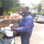Graduate Who Left Bank Job Reveals How He Makes N5,000 Daily Hawking Bread