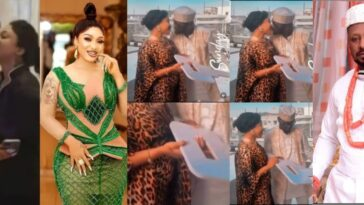 Tonto Dikeh's Lover, Prince Kpokpogri Caught On Tape Saying His Side Chic 'Was So Sweet In Bed'