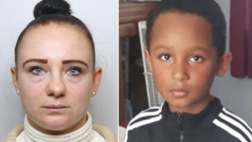 Mum Jailed Over Death Of Son She Left At Home Alone To Visit Her Boyfriend