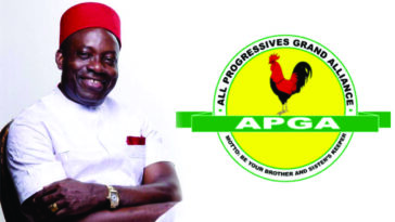 INEC Recognizes Charles Soludo As APGA Candidate For Anambra Governorship Election