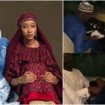 Driver Of Yusuf Buhari's Groomsmen Receives Over N500k As Wedding Gift [Video]