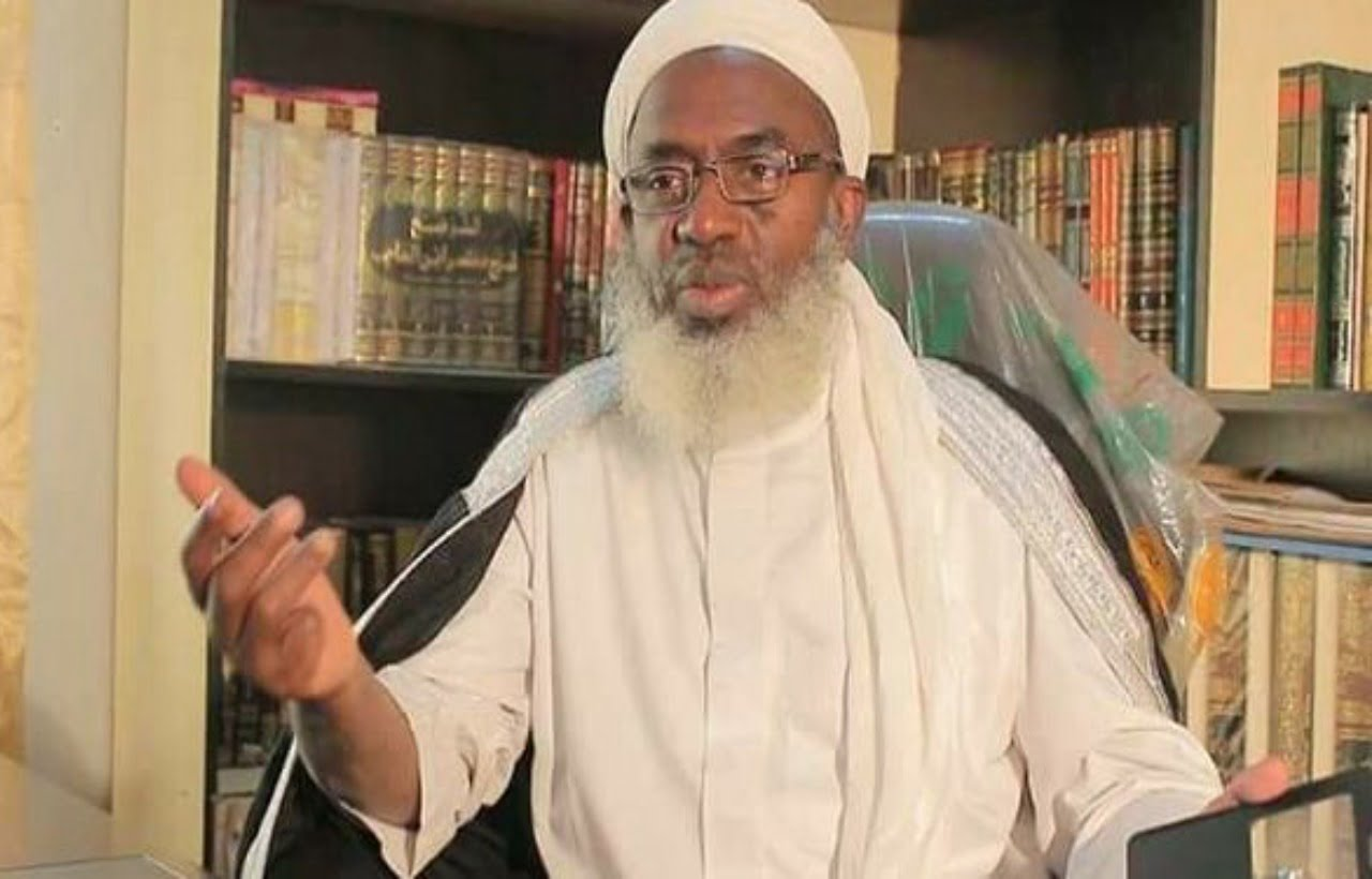 Politicians Who Hired Private Jets To Attend Buhari Son's Wedding Are 'Bandits' - Sheikh Gumi