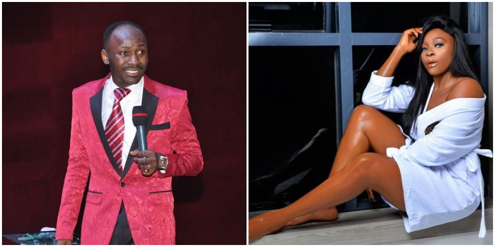 Apostle Suleman Opens Up About Sleeping With Actress Chioma Ifemeludike [Video]