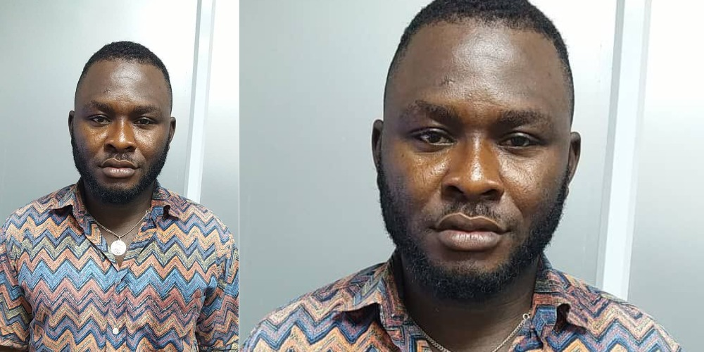 How A Drug Baron, Stephen Ikeanyionwu Was Arrested Inside Popular Lagos Church