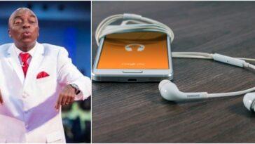 Smartphones, Earphones Designed By Devil To Block Your Progress – Bishop Oyedepo