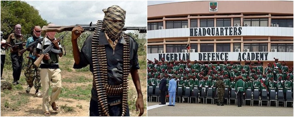 How Bandits Invaded Nigerian Defence Academy, Killed Two Officers, Abducted One - NDA Spokesman