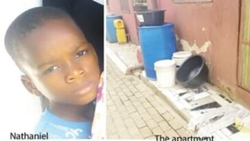 How Saviour Aniefok Tortured His 7-Year-Old Son To Death Over Fish In Lagos