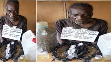 """""""I Went Into Drug Trafficking To Feed My 8 Wives And 50 Children"""" - 96yr Ex-Soldier"""