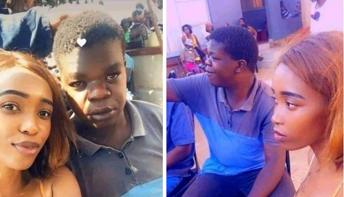 Man Finds Beautiful Girlfriend On Same Day He Won N206 Million On Betway [Photos]