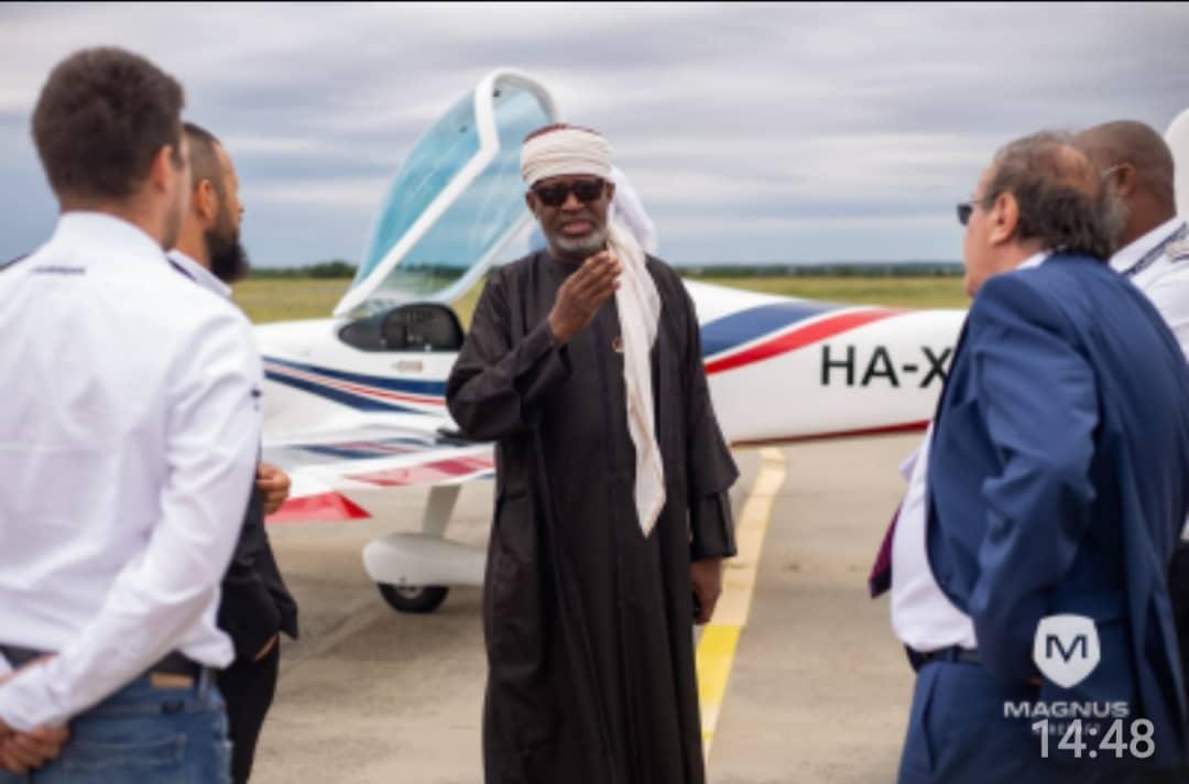 Nigeria To Start Manufacturing Airplanes Before Buhari Leaves Office – Hadi Sirika