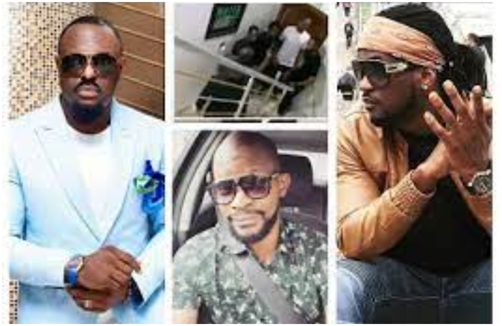 Paul Okoye Reacts After Jim Iyke Beat Up Uche Maduagwu For 'Talking Anyhow'