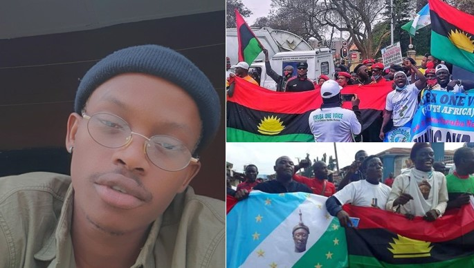 Igbos, Yorubas Should Clamour For Southern Nigeria Instead Of Biafra, Oduduwa Republics – Carter Mills