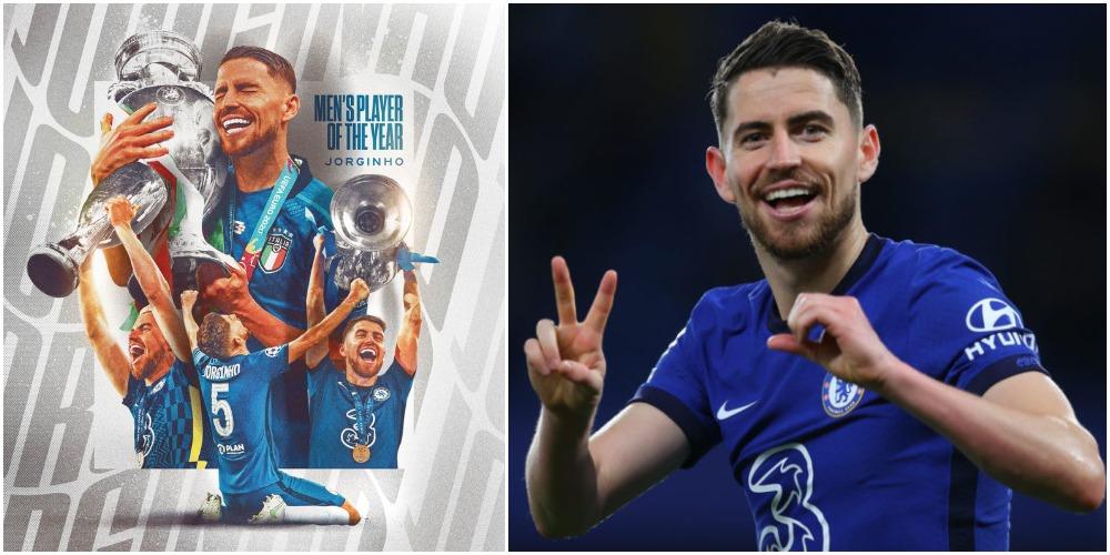 Chelsea Dominates UEFA Men's Awards As Jorginho Wins Best Player Of The Year